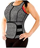 Product review for Gotoly Sweat Vest for Women,Adjustable Neoprene Sauna Waist Trainer for Weight Loss