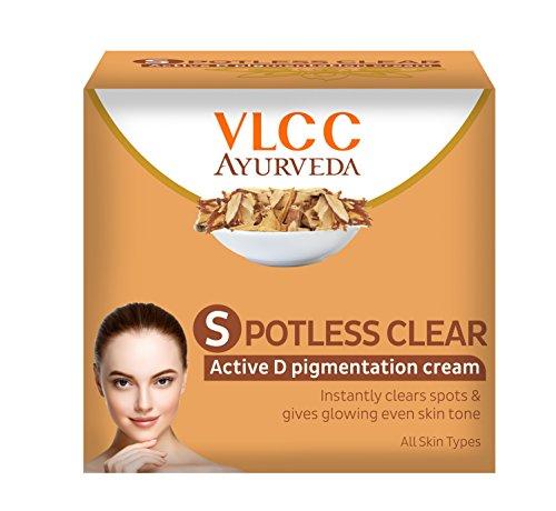 51Q95CcxxnL - VLCC Ayurveda Potless Clear Active D Pigmentation Cream,50g