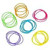 Fun Express Neon Jelly Bracelets 288 Pieces
