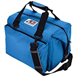 AO Coolers Traveler Original Soft Cooler with High-Density Insulation, Royal Blue, 24-Can