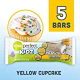 Zone Perfect Kidz Nutritional Bars, Yellow Cupcake, 1.23 oz, 5 Count