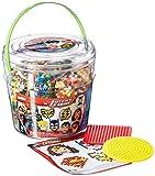 Perler 80-42929 Justice League Fused Bead Bucket Kit, Multicolor