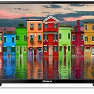 Shinco 80 cm (32 Inches) HD Ready LED TV SO3A (Black) (2018 model)