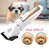 Pet buzzer shave wool implement haircut charging hares teddy dog electric pusher shaving machine knife products