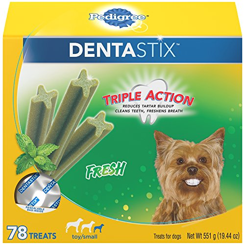 Pedigree DENTASTIX Fresh Toy/Small Treats for Dogs 1