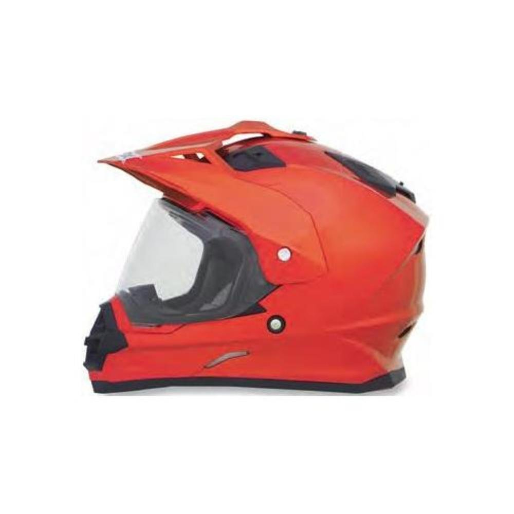 AFX FX-39 Helmet (XX-LARGE) (SAFETY ORANGE)