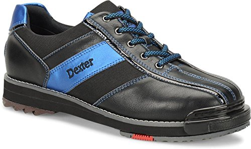 Dexter SST 8 Pro Bowling Shoes, Black/Blue, Size 10.0