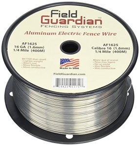 Field Guardian 16-Guage Aluminum Wire, 1/4 Miles