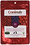 Cranimals Very Berry Organic Antioxidant Pet Supplement made from three of the world's healthiest berries.