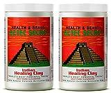 Aztec Secret Indian Healing Bentonite Clay, 2 Pound (Pack of 2)