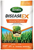 Scotts DiseaseEx Lawn Fungicide, 10 LB - Lawn Disease Prevention and Control for Brown Patch, Yellow Patch, Stem and Stripe Rust, Red Thread, and More As Listed