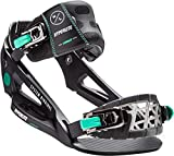 Product review for Hyperlite System Lowback Binding Smoke Blk (2018)-S/M 6/9