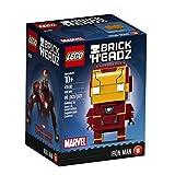 LEGO Juego de Construcción BrickHeadz, Iron Man