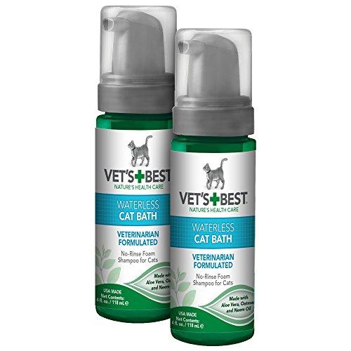 Vet's Best Dry Shampoo for Cats