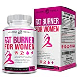 Natural Weight Loss Diet Pills That Work Fast for Women-Thermogenic Fat Burning Pills for Women-Appetite Suppressant Supplements-Carbohydrate Blocker Metabolism Booster-Belly Fat Burner for Women