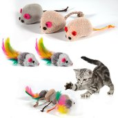 MIBOTE-24Pcs-Cat-Toys-Kitten-Catnip-Toys-Assorted-2-Way-Tunnel-Fish-Interactive-Feather-Teaser-Fluffy-Mouse-Tumble-Cage-Mice-Crinkle-Rainbow-Balls-Bells-Toys-for-Puppy-Kitty