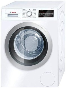 Bosch 800 Series Front Load Compact Laundry Stacked Pair Black Friday Deals 2019