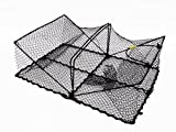 Promar Collapsible Crawfish/Crab Trap 24'x18'x8' - American Maple Inc TR-101, Fishing Accessories