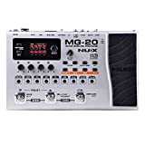 NUX MG-20 Electric Guitar Multi-effects Processor with Drum machine Looper Function Expression pedal...