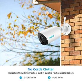 Outdoor-Wireless-Camera-Rechargeable-Battery-Solar-Capable-Cloud-Storage-1080P-Home-Security-Reolink-Argus-Eco-2-Pack