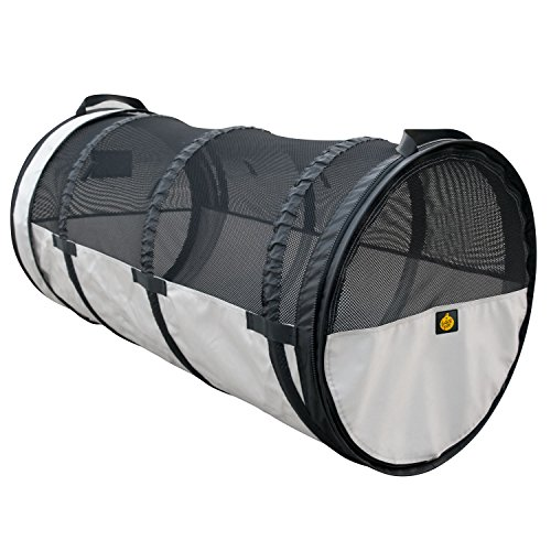 FrontPet Pet Car Crate Tube Kennel: Universal Fit