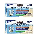 Kirkland Signature Complete Nutrition Vanilla Shake 64 Pack (2 Packs of 32)