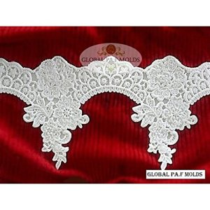 new Elegant Lace MOLD 02565, Cake Decorating Supplies, Fondant Mould 51QqiPXrpJL