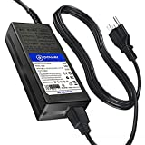T POWER 19V 120W Ac Dc Adapter Charger Compatible with LG LED LCD 34' 34UC80-B 34UC99-W 32UD99 Curved UltraWide QHD IPS UltraWide LED 4K UHD Monitor Power Supply Cord