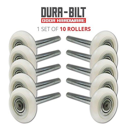 Dura Bilt Ultra Quiet 2 Nylon Garage Door Roller With 13 Ball