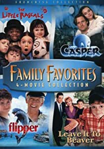 Amazon.com: Family Favorites 4 Movie Collection (The ...