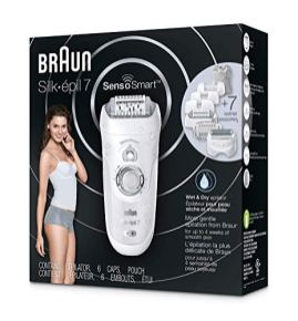 Braun-Epilator-Silk-epil-7-7-880-Facial-Hair-Removal-for-Women-Shaver-and-Bikini-Trimmer-Rechargeable-Cordless-Wet-Dry-with-7-extras