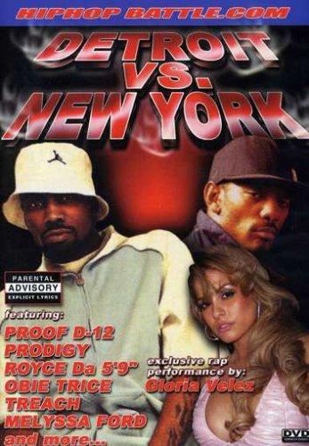 Amazon Com Hip Hop Battle Com Detroit Vs New York Hiphopbattle Com Detroit Vs New York Movies Tv