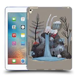 51RD9Z9ufnL - Official Oilikki Rabbit Animal Characters Soft Gel Case Compatible for iPad Pro 9.7 (2016)