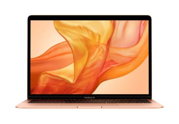 Macbook Air design by Steve Jobs and Apple