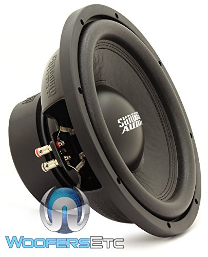 E-12 V.3 D4 - Sundown Audio 12' 500W RMS Dual 4-Ohm EV.3 Series Subwoofer