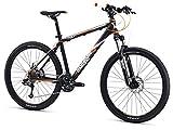 Mongoose TYAX Expert Men's Mountain Bike, Grey, 20'/Large