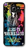 Alice in Wonderland 1966 Polycarbonate Hard Case Cover for Samsung Galaxy S6 Black