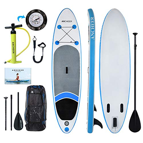 ANCHEER Inflatable SUP Package
