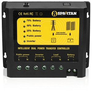 Spartan Power Dual Power Transfer Switches