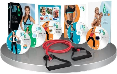 Slim in 6 DVD Workout 1