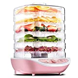 15% 5 Layers Food Dehydrator Meat Dryer Fruit Vegetables Meat Dried Multiple Protectionight Adjtable