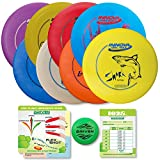 Driven Disc Golf Starter Set - Innova 8 Disc Set