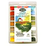 STAMPENDOUS Scenic Selection Embossing Powder Kit