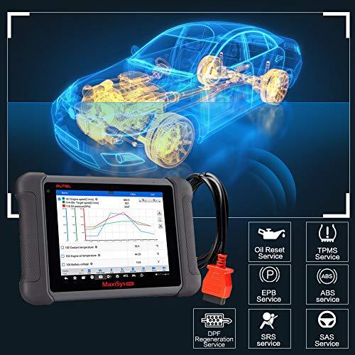 Autel MS906 Review 2019: Maxisys Automotive Diagnostic Scanner