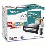 Memorex 20x DVDRW DL USB 2.0 External Drive (Discontinued by Manufacturer)