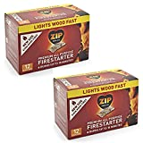 Zip Premium All Purpose Wrapped Fire Starter 24 Pack