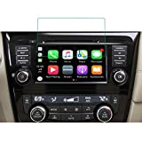 """BUENNUS 7"""" Screen Protector for 2017 2018 Nissan Rogue Sport Car Navigation Protective Film for 2014 2015 2016 2017 2018 2019 Nissan Rogue SUV/Hybrid Touch Screen Interior Accessories Tempered Glass"""