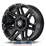 ATX Series AX200 Cast Iron Black Wheel (17x8.5