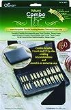 Clover 3683 Interchangeable Circular Knitting Needles Takumi Combo Set
