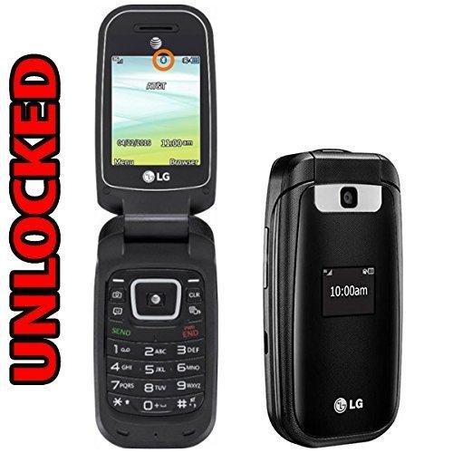 LG B470 Flip Phone Unlocked GSM 3G AT&T Unlocked...
